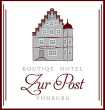 Boutiquehotel Zur Post Vohburg
